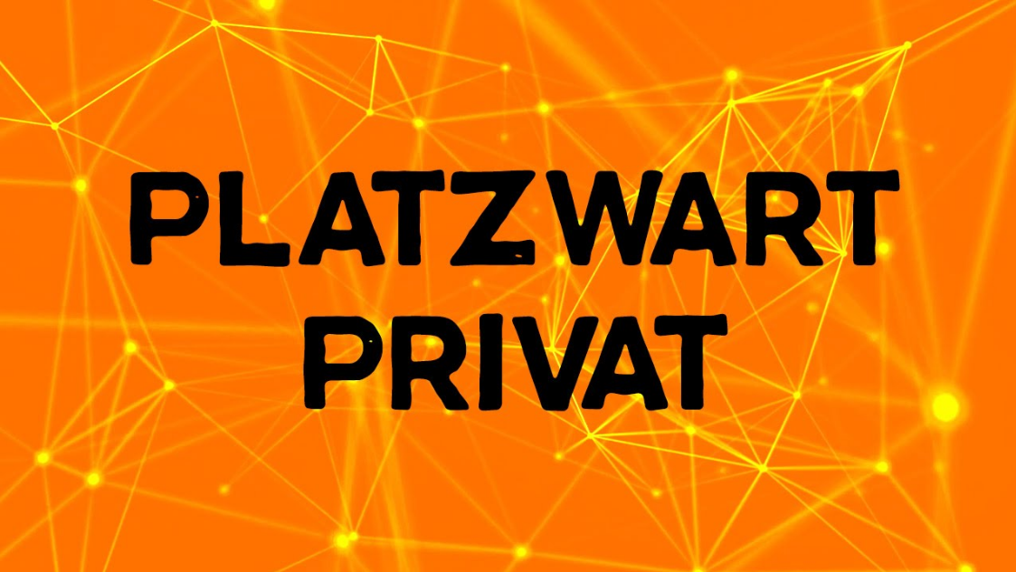 Platzwart – Privat (White Label)