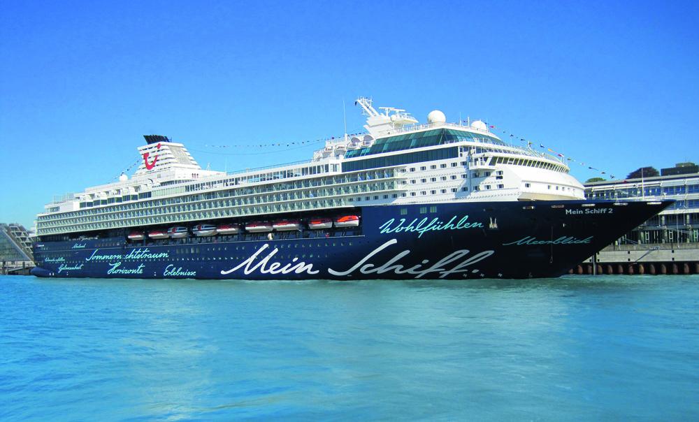 World Club Cruise – der WORLD CLUB DOME sticht in See!