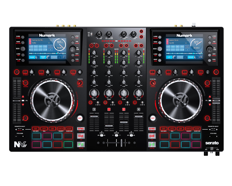 Numark präsentiert den DJ-Controller NV II