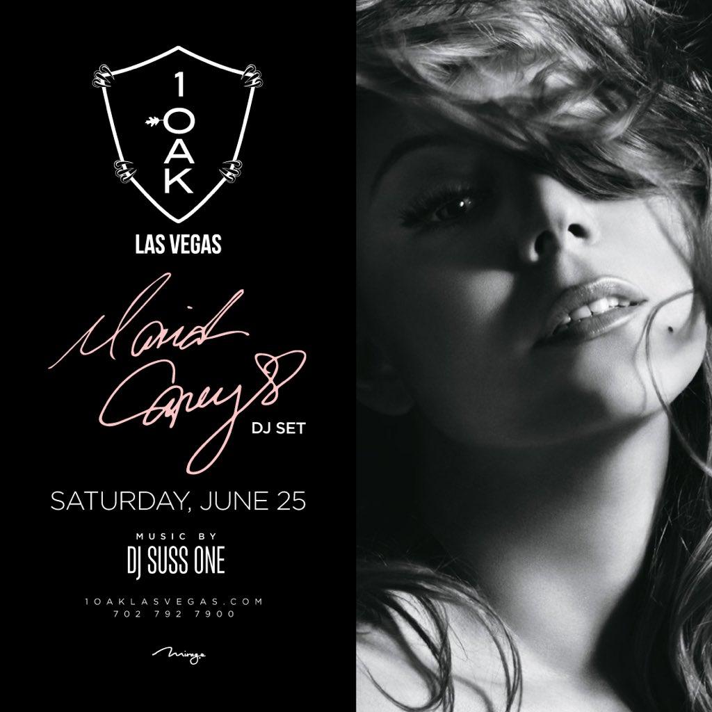 Mariah Carey – jetzt auch als DJ!