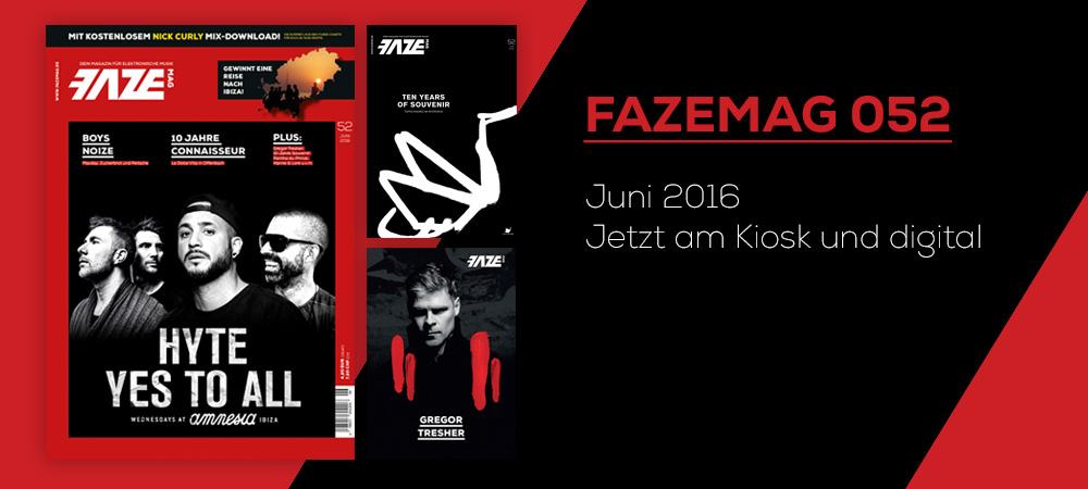 FAZEmag 052 – am Kiosk und als eMag für iOS und Android