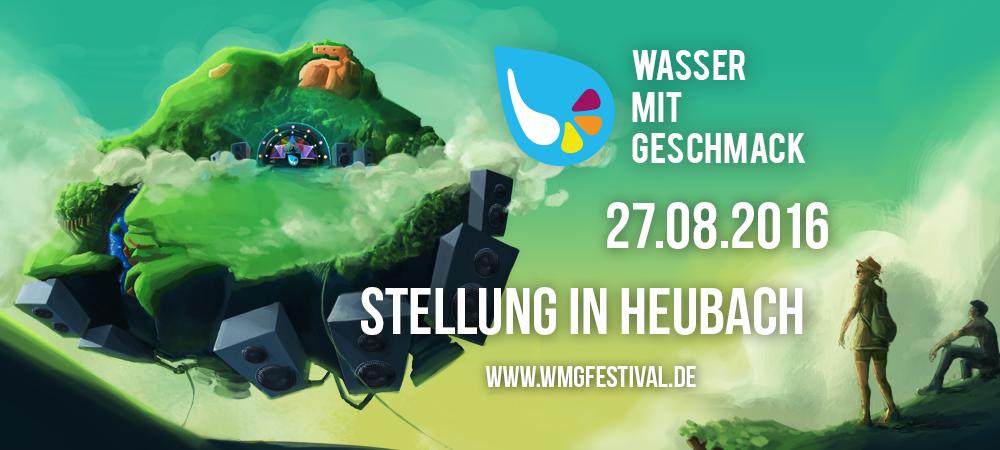 Wasser mit Geschmack Festival – vor den Toren Stuttgarts