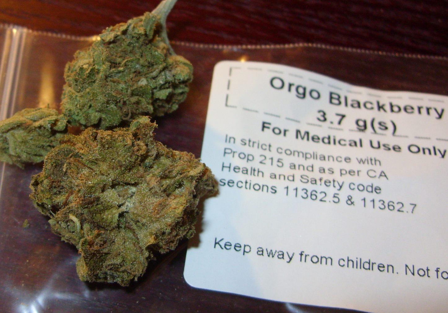 Festival in den USA bietet medizinisches Marihuana auf dem Gelände an