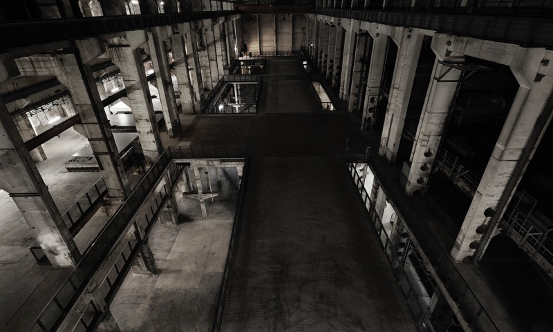 Berliner Techno-Museum im alten Kraftwerk Berlin geplant