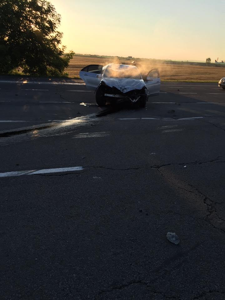 Dave Clarke in schweren Autounfall verwickelt
