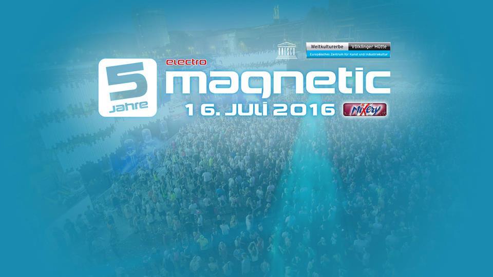 Chaos und Panik beim Electro Magnetic Festival?