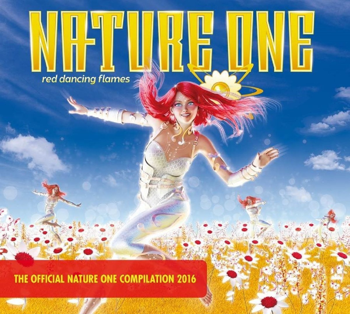 "Die Compilation zum Festival: ""Nature One – Red Dancing Flames"""