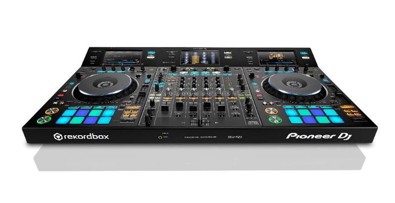 Pioneer veröffentlicht neuen Audio- und Video-Controller DDJ-RZX