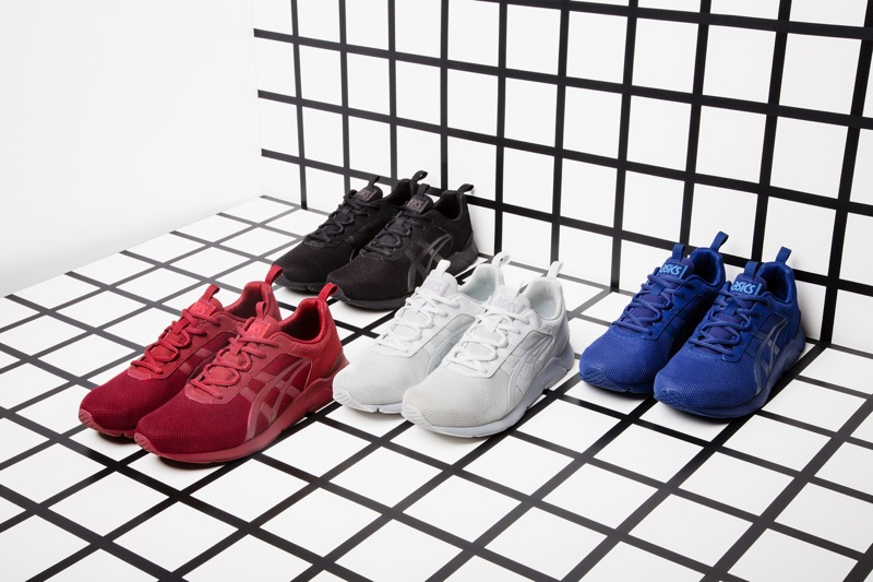 ASICS GEL-LYTE RUNNER im Monochromatic-Look
