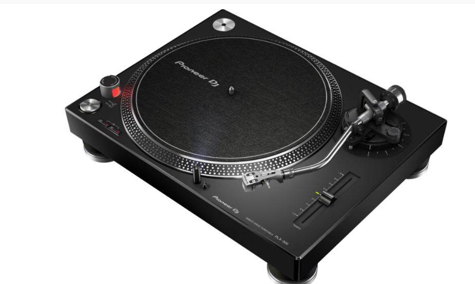 Pioneer präsentiert neuen Turntable PLX-500