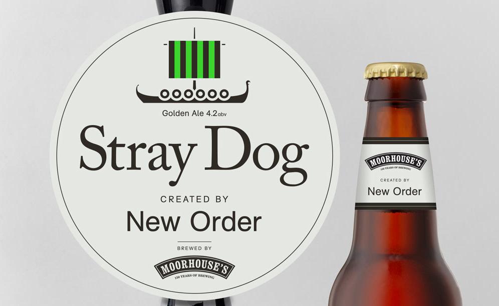 New Order kreieren ihr eigenes Bier – Stray Dog
