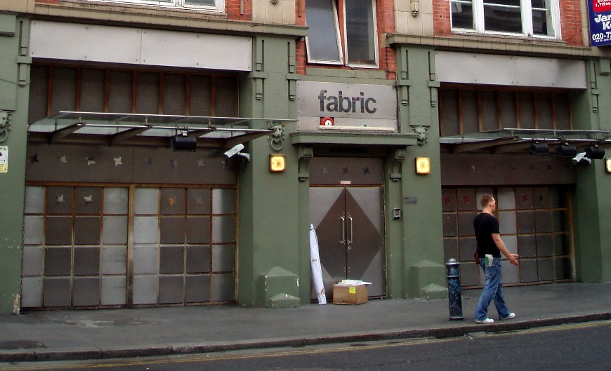 Zwei Drogentote – Fabric in London bleibt dieses Wochenende dicht