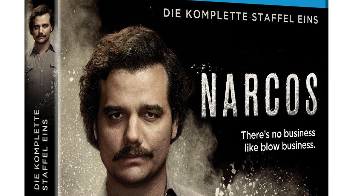 """""""Narcos"""" – demnächst auf Blu-ray & DVD"""