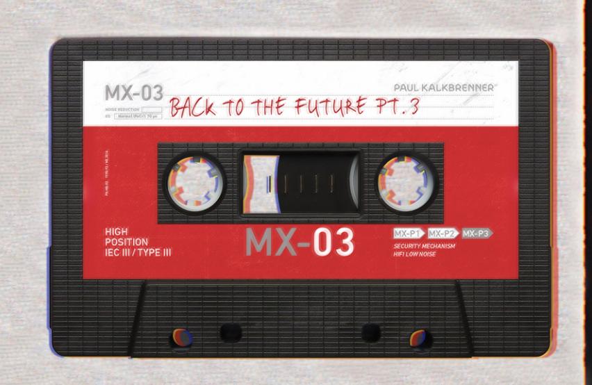 """Paul Kalkbrenner schließt seine Mixtrilogie """"Back To The Future"""" ab"""