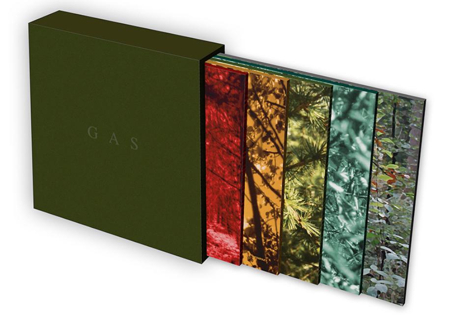 Kompakt legt die legendären GAS-Alben neu auf – als großes Boxset