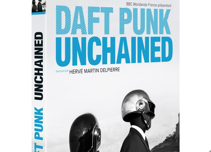 """""""Daft Punk Unchained"""" jetzt auch auf DVD & Blu-ray"""