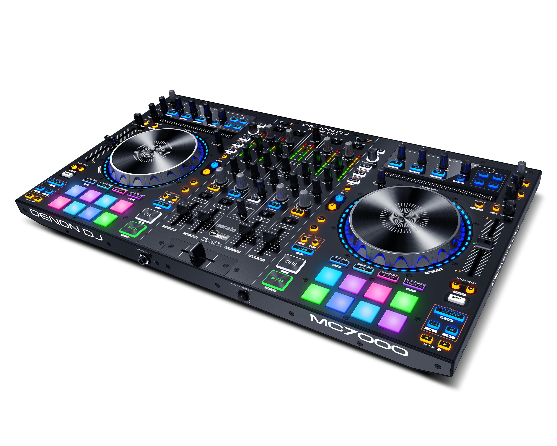 Denon präsentiert den DJ-Controller MC7000