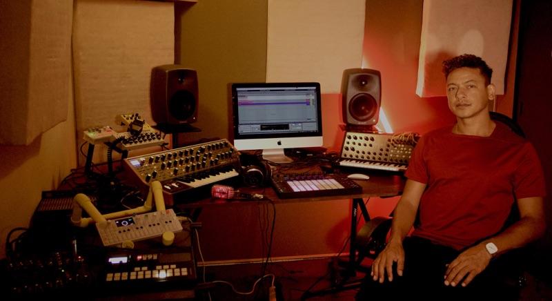 Im Studio mit Portable – Warten auf Neumond