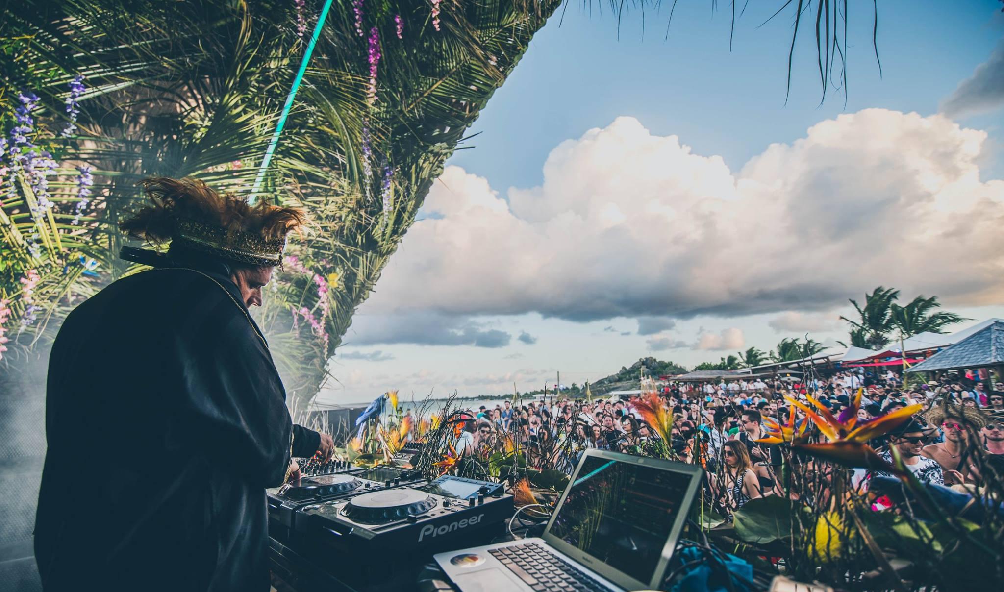 SXM Festival: auch 2017 wird in der Karibik gefeiert