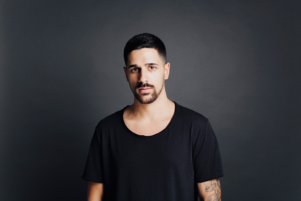 Hector Couto (Roush) – DJ-Charts August 2016