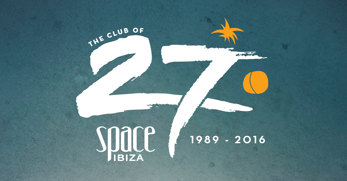 Space Ibiza 2016 Compilation mit Carl Cox, Pig&Dan und Mark Brown