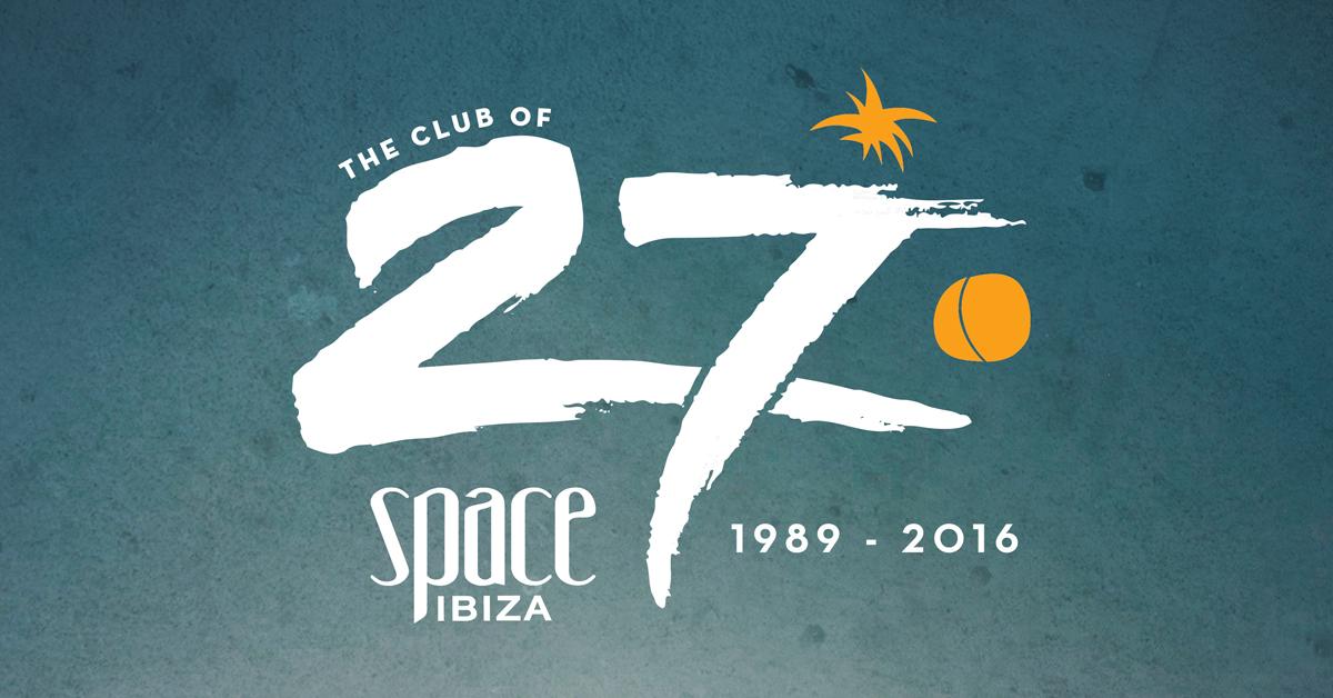 Space Ibiza 2016 Compilation mit Carl Cox, Pig&Dan und Mark Brown