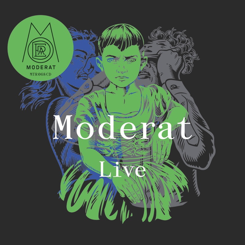 "Moderat: ""Eating Hooks"" & Live-Album"