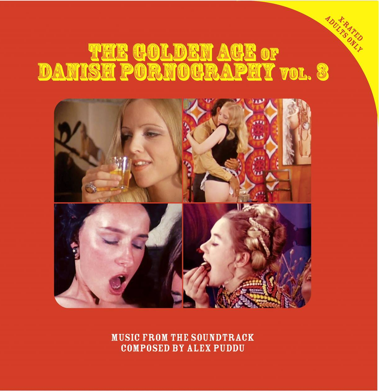 """The Golden Age of Danish Pornography"" – Alex Puddu hat es wieder getan!"