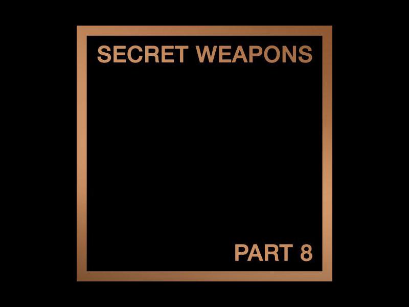 """Innervisions veröffentlicht Compilation """"Secret Weapons 8"""""""