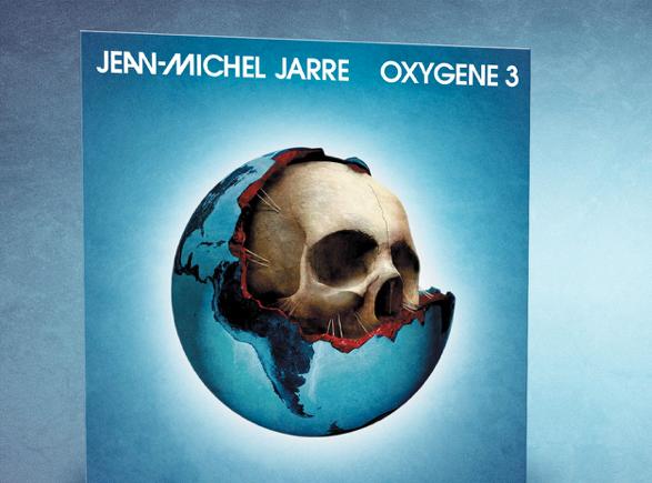 "Jean-Michel Jarre vervollständigt Trilogie – ""Oxygene 3"" kommt!"