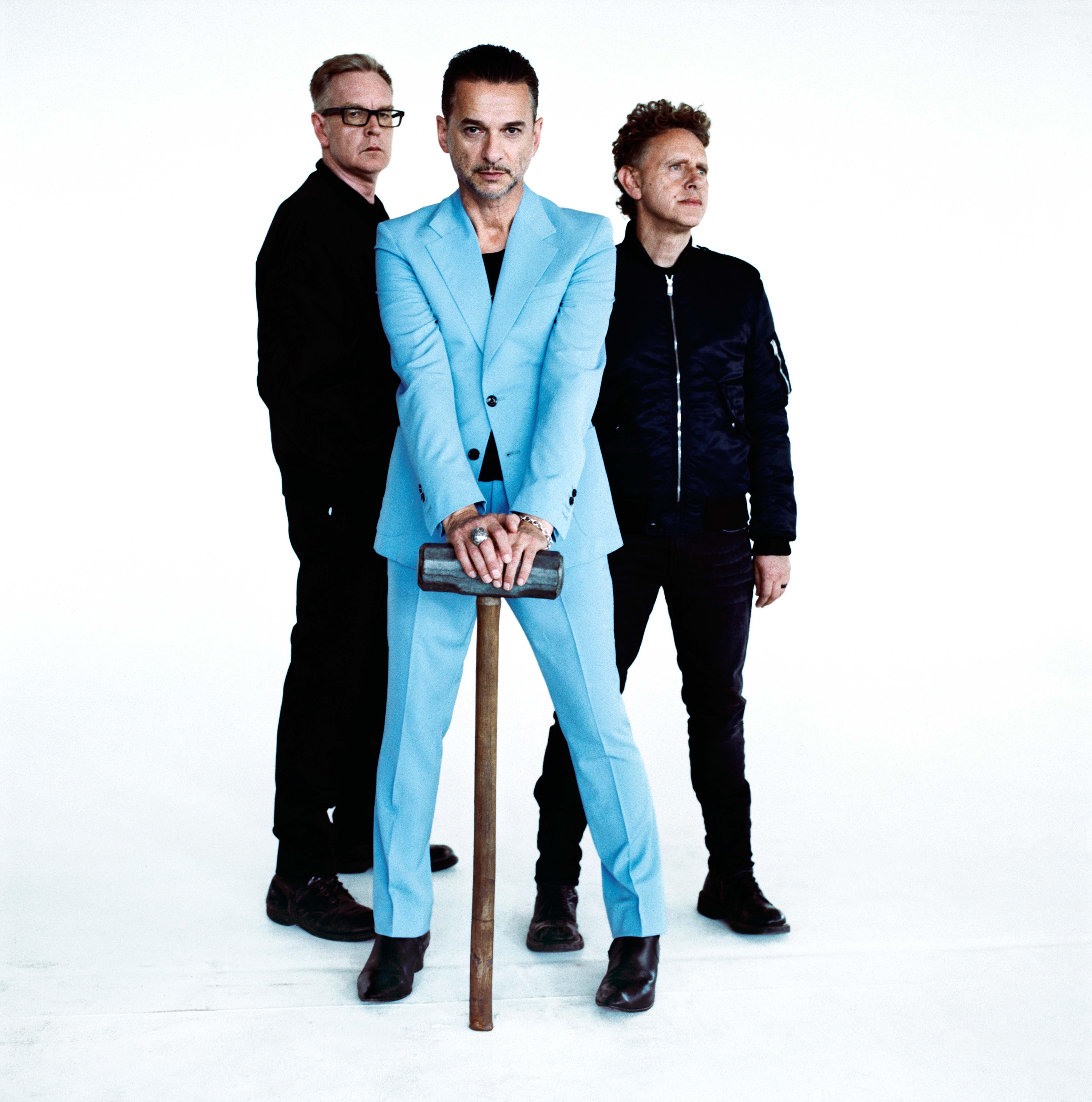 Depeche Mode kündigen Welttournee und Album an