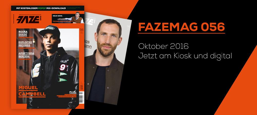 FAZEmag 056 – am Kiosk und als eMag für iOS und Android