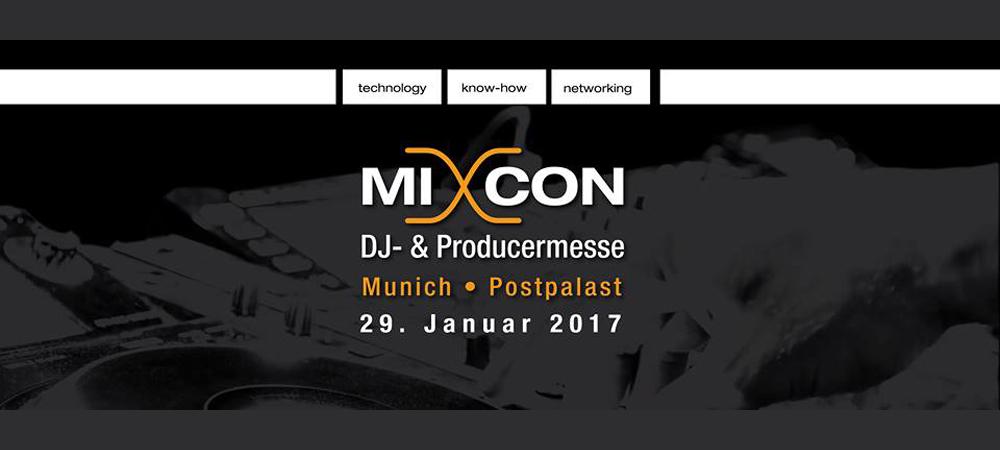 Mixcon – Münchens Messe für DJs und Producer