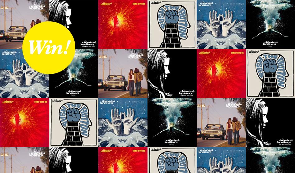 The Chemical Brothers – wir verlosen Schwarzes Gold!