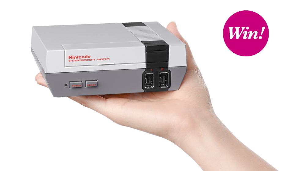 Nintendo Classic Mini NES – wir verlosen die Retrokonsole