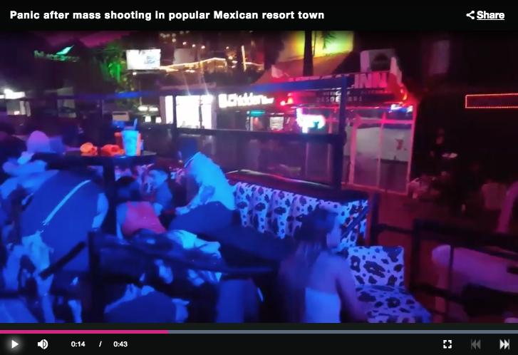 Schießerei auf dem BPM Festival: Augenzeugenbericht & Video