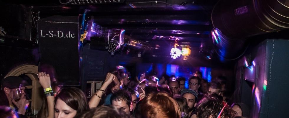Ein Jahr Only Techno in Düsseldorf mit Sebastian Groth und vier Jahre Clubbing im Sektor 7