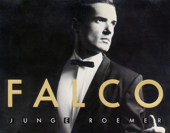 """Compilation """"Junge Roemer – Eine Woche für Falco"""" – Remixe von Craig, Kruder, Tensnake etc."""