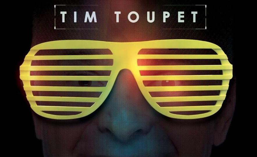 Auch Tim Toupet ist ein bisschen gestört, aber geil!
