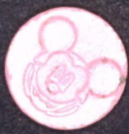 Finger weg von Mickey Mouse-Pille