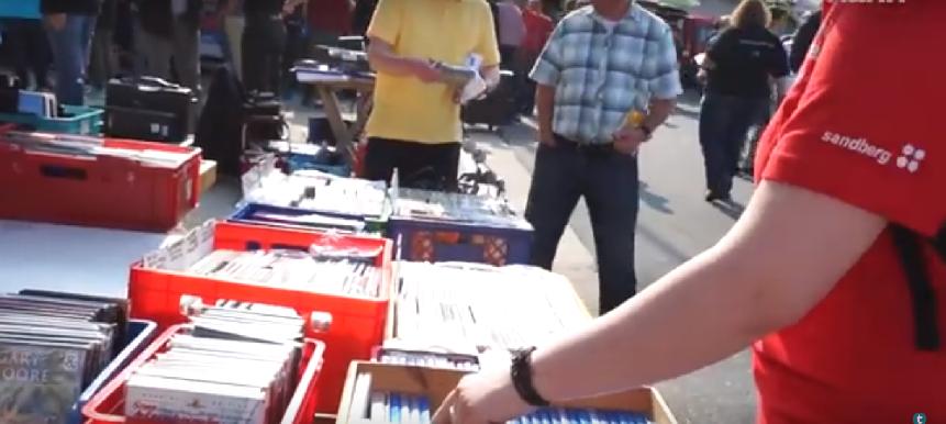 Thomann Musik-Flohmarkt lockt mit vielen Schnäppchen