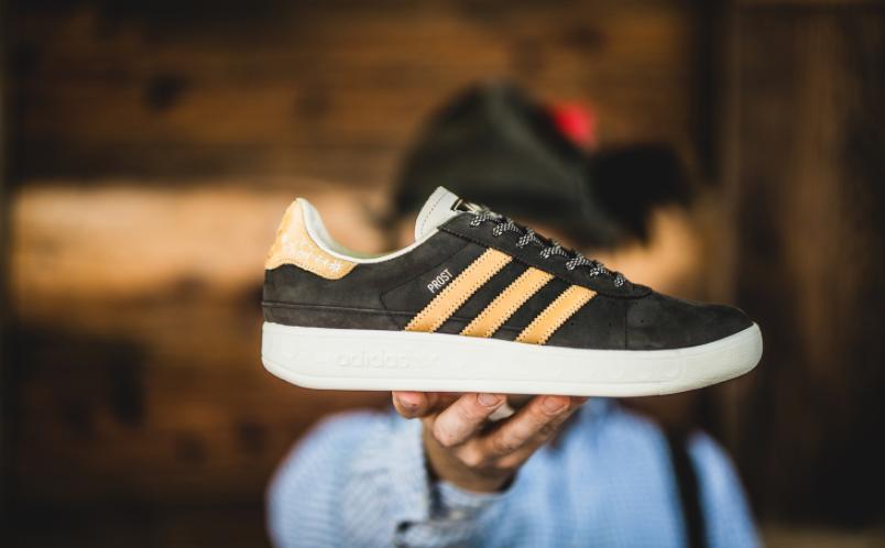 Adidas bringt den perfekten Rave-Sneaker heraus