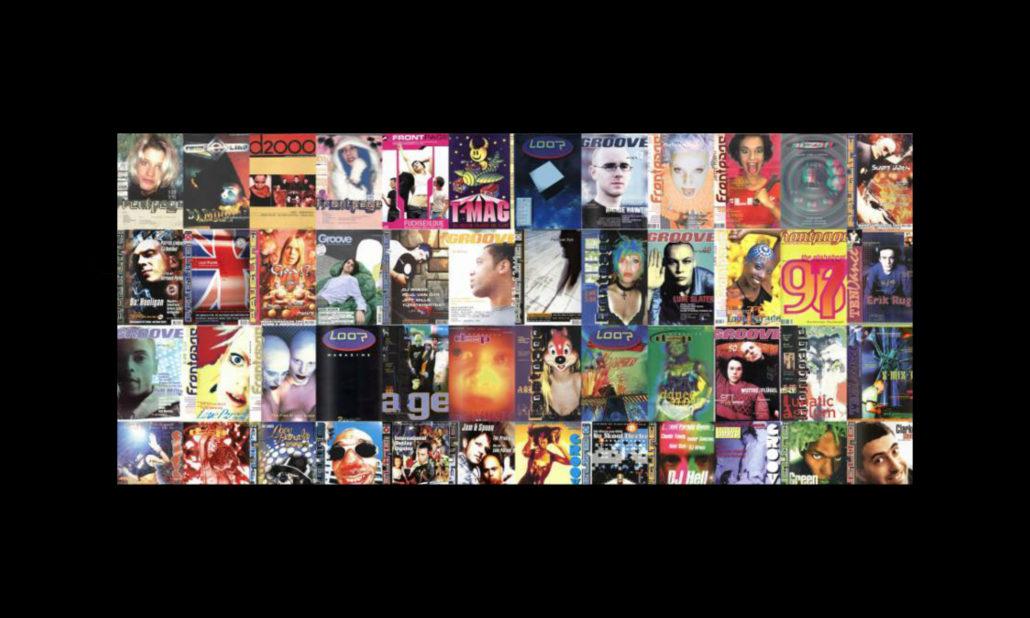 Reisen in die Rave-Vergangenheit – mit dem digitalen technohistory-Archiv