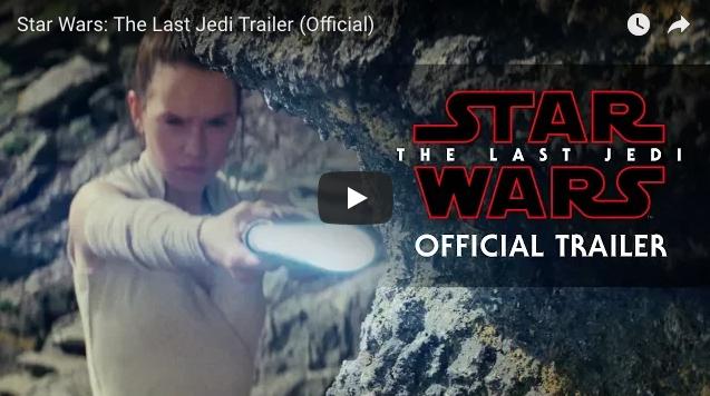 """""""Star Wars – Die letzten Jedi"""": offizieller Trailer & Kartenvorverkauf"""