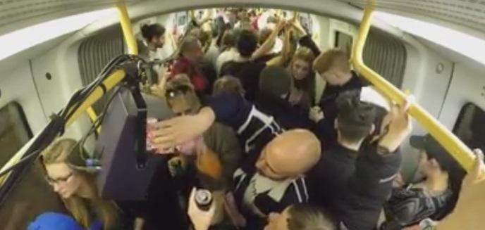 Das ist Underground – Metro in Kopenhagen liefert U-Bahn-Rave