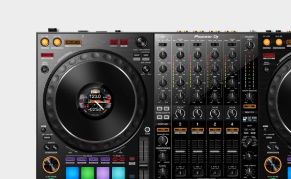 Pioneer DJ präsentiert neuen DJ-Controller mit optimaler Einbindung von recordbox dj
