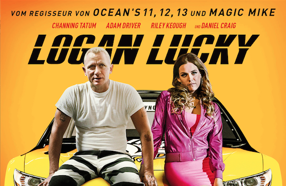 Neu auf DVD & Blu-ray: Logan Lucky