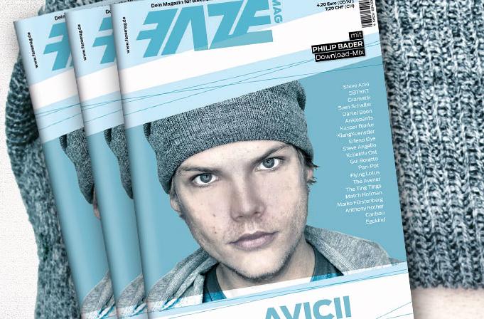 Avicii – True To The Game (Coverstory Oktober 2014)