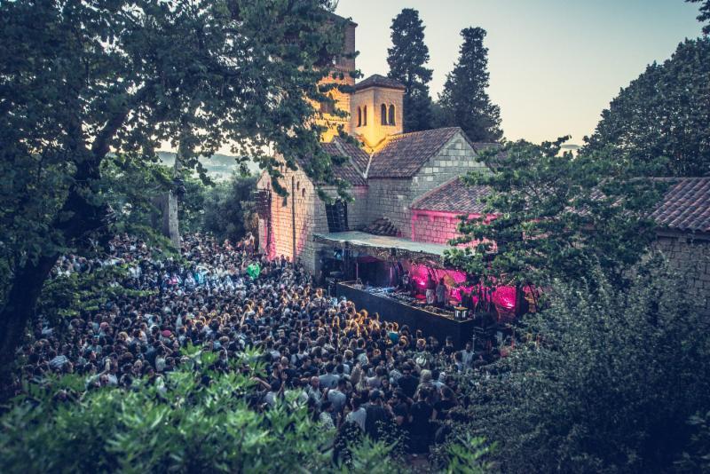 Off Week Barcelona 2018 – Poble Espanyol feiert 9 Partys an 4 Tagen