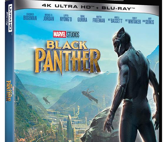 Neu auf DVD & Blu-ray: Black Panther (Marvel)